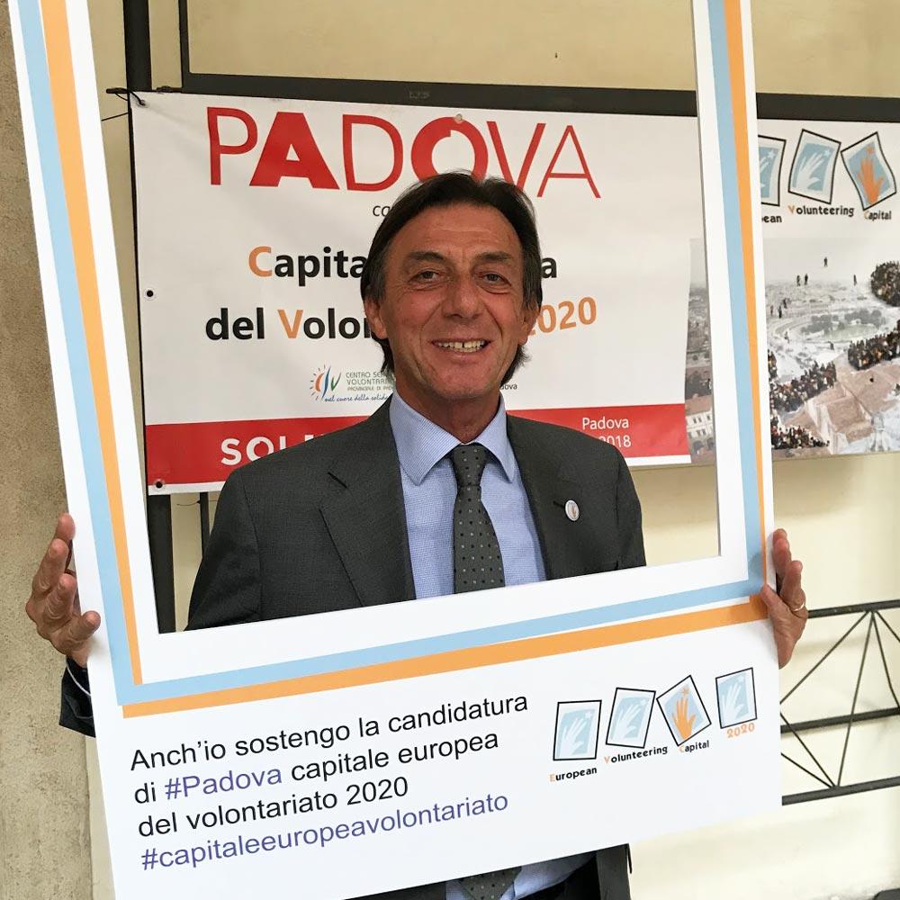 Giordani sindaco Padova EV Capital