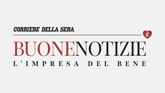 Corriere della Sera - Buone Notizie