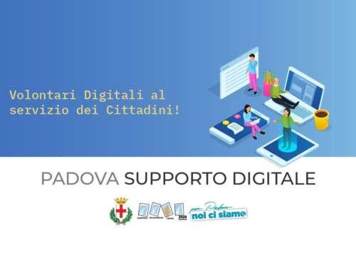 Supporto digitale Padova