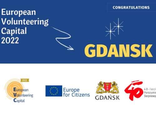 Da Padova a Berlino e Danzica – nominata la capitale europea del volontariato 2022