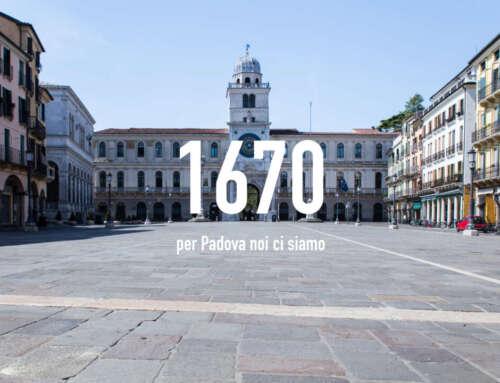 1670: Per Padova noi ci siamo – Il documentario
