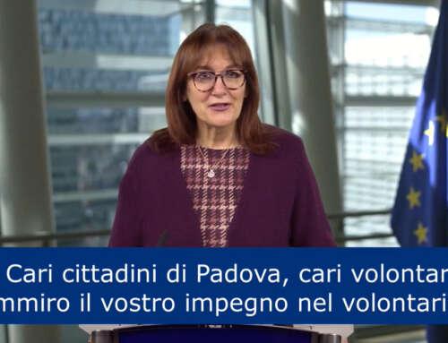 Abbiamo bisogno di volontari come voi: il video-messaggio dalla Commissione Europea